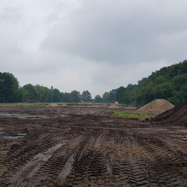 Der Bau des Kombibades steht bevor.